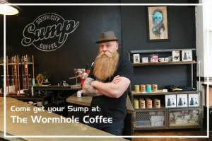 Sump at worm
