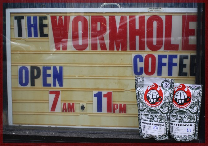 JBC at The Wormhole