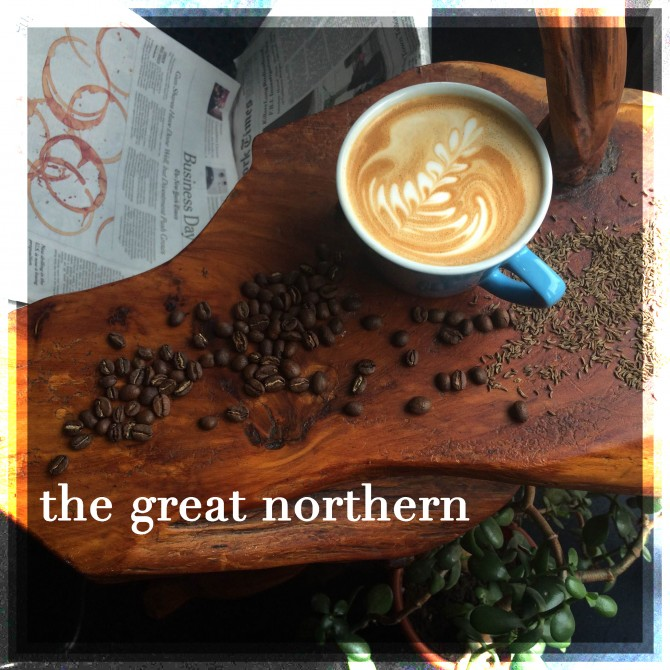 The Great Northern, brought to you by Special Agent Dale Cooper.