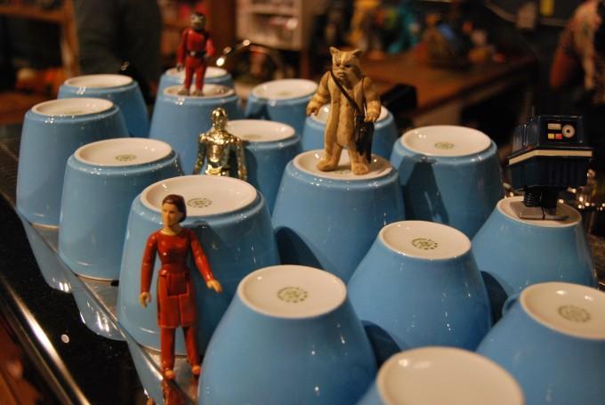 New Mugs at wormhole coffee